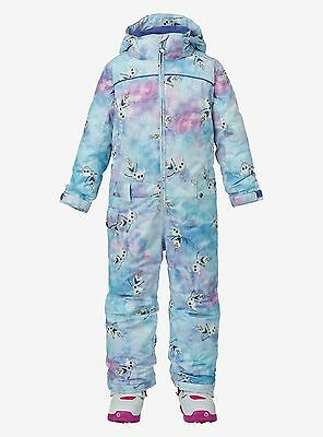 Burton Olaf 3T One Peice Snow Suit Toddler Brand New Youth