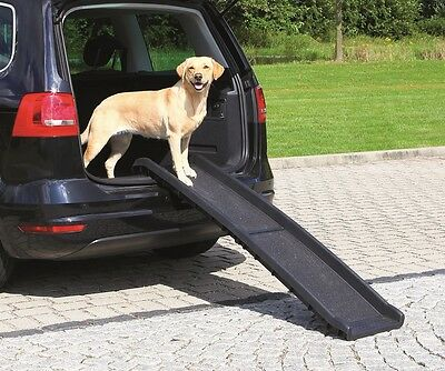 DOG RAMP Folding ramp - Entry help for the car with Non-Slip Coating