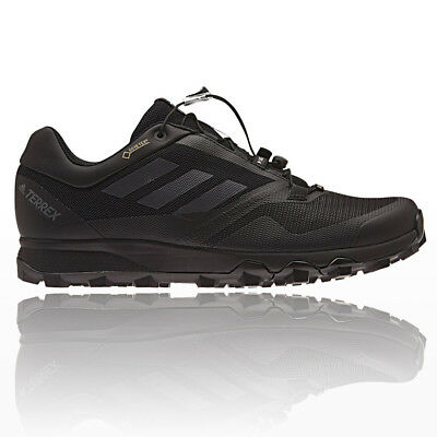 Adidas Terrex Trailmaker Mens Black Gore Tex Running Sports Shoes Trainers
