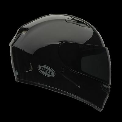 BELL Qualifier Gloss Black Motorcycle Helmet ALL SIZES
