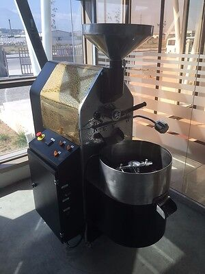 commercial coffee roaster