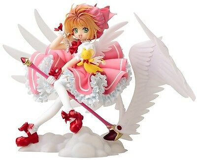 Used ARTFX J Card Captor Sakura Kinomoto 1/7 scale PVC painted PVC Figure Japan