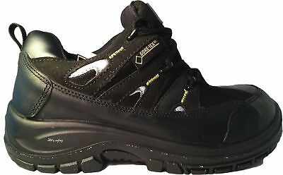 Mens Safety Shoes Trojan Low Gore-Tex S3 Esd Metal Free New