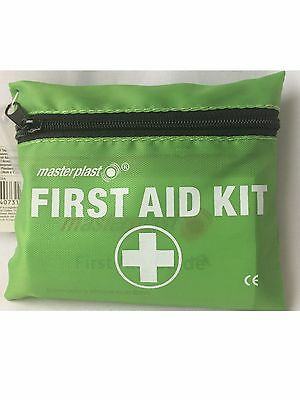 """First Aid Kit emergency at Home/Travel/Work Safety and Protection (4.5""""X4"""") 23pc"""