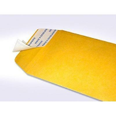 # 7 Coin Brown Kraft Envelopes, Peel & Seal, for Small Parts, Cash, Pack of 50