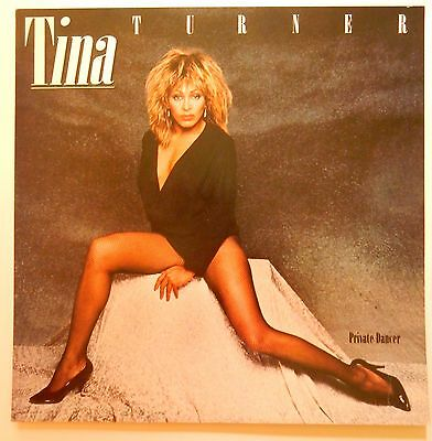 Tina Turner Heart CD Album Slick Record Store Promo Poster Display Card