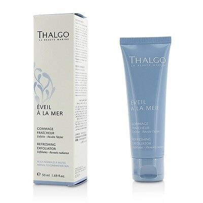 NEW Thalgo Eveil A La Mer Refreshing Exfoliator - For Normal to Combination 50ml
