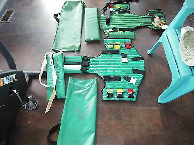 Lot of 2 Kendrick Extrication Device Emergency Equipment Ambulance EMT & FIRE