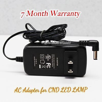 WARRANTY AC Adapter Replacement CND LED Light 36V 1A Lamp 100-240V YS35-3601000U