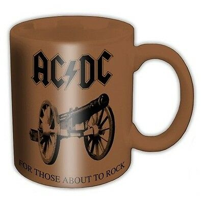 Mug AC/DC - For Those About To Rock