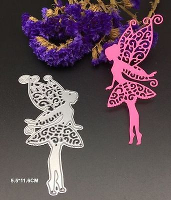 Craft-House 'Filigree Fairy' Cutting Die. CHD15