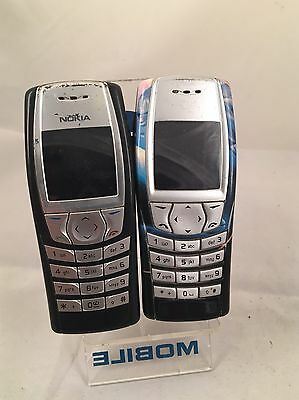 2 X Faulty Nokia 6610i - Mobile Phone