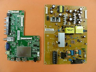 Insignia Led Tv Complete Parts Repair Set From Ns-39D400Na14 (No: 3)