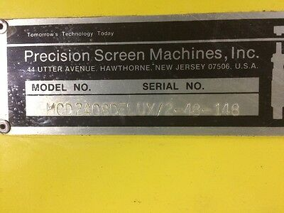 Precision Screen Machines