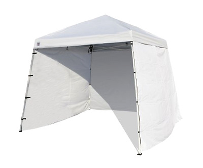 Instant Canopy Quick Shade Slant Leg Wall Panel Accessory Camping Hiking Shelter
