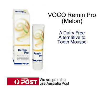 VOCO Remin Pro - Melon (Tooth Mousse Plus Alternative) Made in Germay