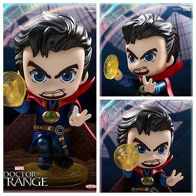 Doctor Strange Cute handsome 9cm PVC Figures toy doll gift COSBABY HOTTOYS