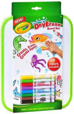 Crayola Washable DryErase Board Set