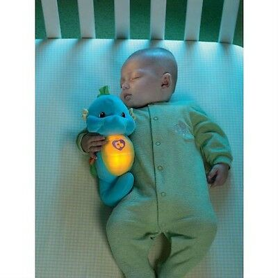 Educational Toys For Toddler Learning Baby Kids Play Boys Blue Glow Seahorse