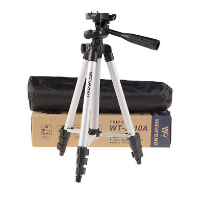 Lightweigt Tripod stand for Nikon D100 D200 D3400 D5000 D5100 DSLR Camera AU