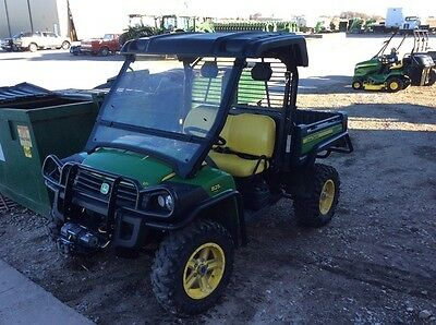 2012 John Deere XUV 825I GREEN ATV's & Gators