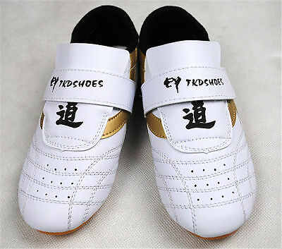 Hot Unisex Taekwondo Kung Fu Karate Tai Chi Training Shoes Footwear Sneakers