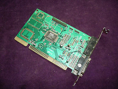 16 bit ISA ESS ES1869 Audiodrive Sound Card