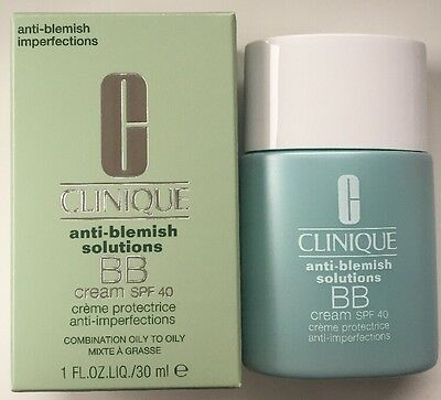 Clinique Anti - Blemish Solutions BB Cream SPF40 Creme 30 ml. Medium Deep NEU