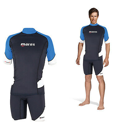 Mares Rash Guard Trilastic Short - Herren
