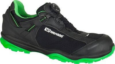 Unisex Safety Shoes S3 Wenaas Prorun Waterproof Gore-Tex Boa System