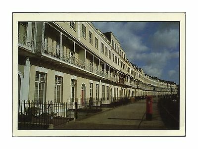 Royal York Crescent Clifton Bristol Regency Archictecture Postcard