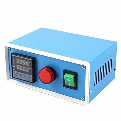 sourcingmap® Relay Digital PV SV Display Temperature Control Meter 0-400C AC220V