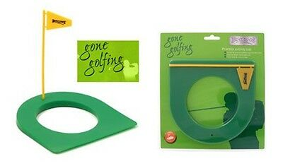 Boyz Toys Gone Golfing Practice Putting Cup Long & Shorts Putts Indoor & Out