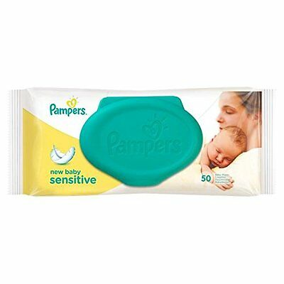 Pampers Feuchte TŸcher New Baby Sensitive