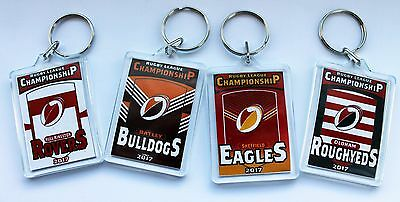 Rugby League Championship 2017 Key Rings