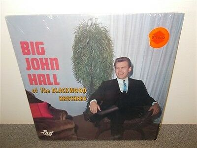 Big John Hall Of The Blackwood Brothers . Gospel . Peace . Shrink Wrap . LP