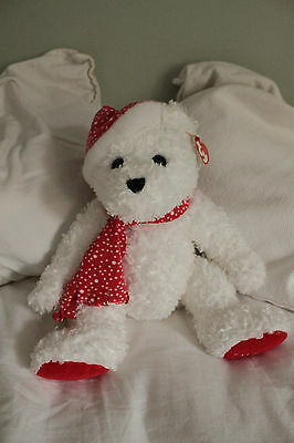 TY Classic Plush: Merribear the Christmas Bear