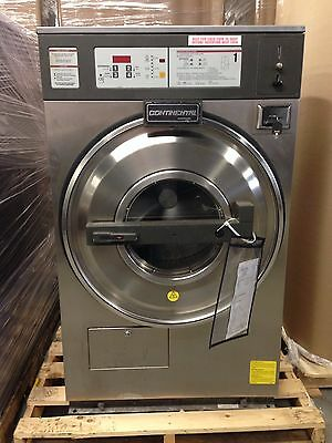 Continental 30lb Commercial Coin-op Washer