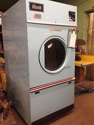 Cissell 75lb Gas Dryer Industrial
