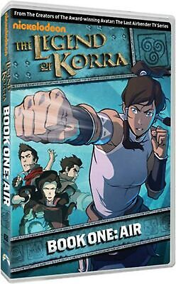The Legend of Korra: Book 1 - Air (Box Set) [DVD]