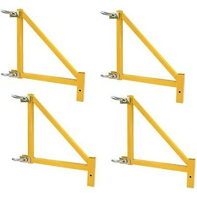 "Pro-Series 18"" Scaffolding Outriggers 4-Piece Set - New, Ships Fast-"