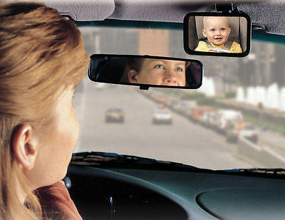 Safety 1st 48919 Front or Back Babyview Mirror, FREE SHIPPING