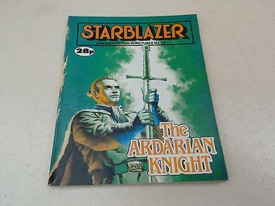 Starblazer Comic No.218 The Ardarian Knight