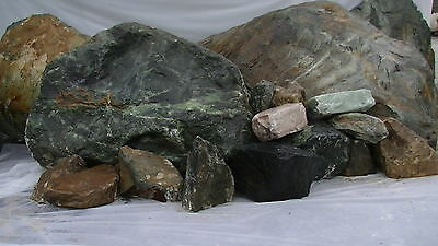 90lbs of Natural Brazilian Soapstone