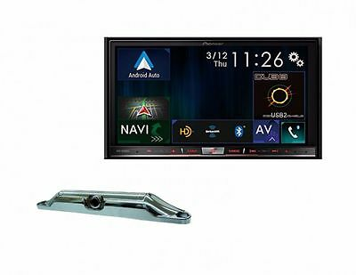 Pioneer AVIC-8200NEX with Absolute Cam-800 back up camera