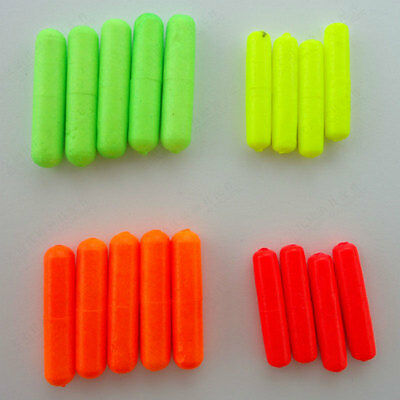 100Pcs Fishing Float Stops For Bobber Line Grips Floater Carp Tackle Gear Tool