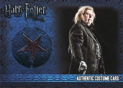 Harry Potter & the Deathly Hallows Part 1 Peter Pettigrew's C9 Costume Card