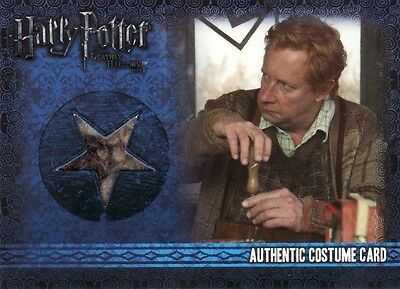 Harry Potter & the Deathly Hallows Part 1 Arthur Weasley's Ci2 Costume Card