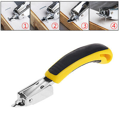 Heavy Duty Upholstery Staple Remover Nail Puller Professional Office Hand Tools