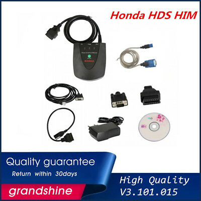 HDS HIM V3.101 Diagnostic Tool For Honda ACURA With DoubleBoard High Quality